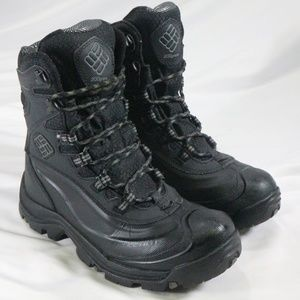 COLUMBIA Bugaboot Plus III Omni-Heat Hiking Boots